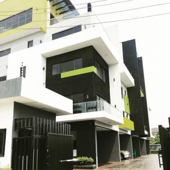 Luxurious 5 Bedroom Duplex with in-built Elevator, Off Queens Drive, Old Ikoyi, Ikoyi, Lagos, Terraced Duplex for Sale