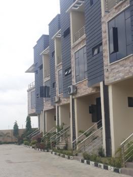 4bedroom Duplex with One Room Boys Quaters in Guzape for Rent, Guzape, Guzape District, Abuja, Terraced Duplex for Rent