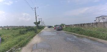 Well Located and Firm Land of 30 Plots, Lafiaji, Lekki, Lagos, Mixed-use Land for Sale
