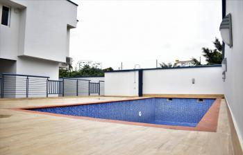 New Executive 4 Bedroom Fully Detached Duplex with Bq on 3 Floor  in a Service Estate, Bourdillon, Ikoyi, Lagos, Detached Duplex for Sale
