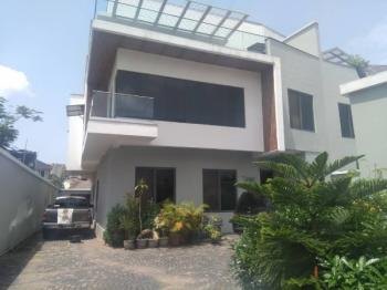 4 Bedroom Ensuite Semi-detached Duplex, Parkview, Ikoyi, Lagos, Semi-detached Duplex for Rent
