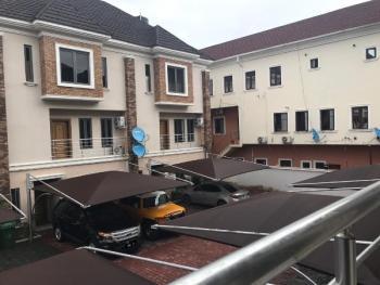 Tastefully Finished 4 Bedroom Terrace for Rent in Ikate Elegushi, Ikate Elegushi, Lekki, Lagos, Terraced Duplex for Rent