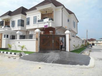 Newly Built Well Finished 4 Bedroom Detached Duplex for Sale in Ikota Villa Estate, Ikota Villa Estate, Lekki, Lagos, Detached Duplex for Sale