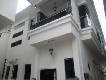 a Newly Built 4 Bedroom House, Osapa, Lekki, Lagos, Semi-detached Duplex for Sale