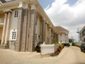 Fully Serviced 3 Bedroom Luxury Flat with Bq, After Nnpc, Guzape District, Abuja, Flat for Rent