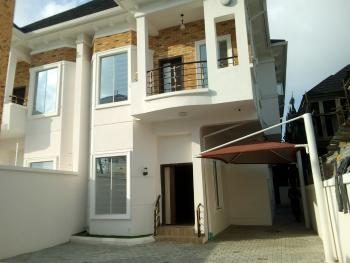 4 Bedroom Semi Detached Duplex with a Room Bq, Orchid Road, Ikota Villa Estate, Lekki, Lagos, Semi-detached Duplex for Sale