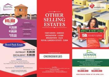 Land, Ilagbo Village,ibuje, Lekki Free Trade Zone, Lekki, Lagos, Mixed-use Land for Sale