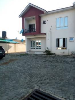 Serviced 3 Bedroom Terraced Duplex with Bq, By Lekki 2nd Toll Gate, Lekki, Lagos, Terraced Duplex for Sale