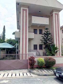 Very Well Finished 4 Bedroom Duplex with a Room Bq, Maitama District, Abuja, Detached Duplex for Rent