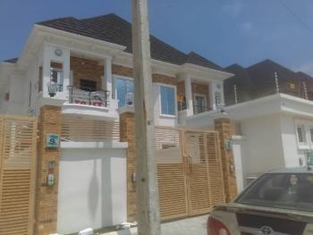 Brand New 4 Bedroom  Semi Detached Duplex with Bq, Orchid Road Eleganza Lekki Phase 2, Lekki Phase 2, Lekki, Lagos, Semi-detached Duplex for Sale