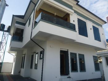 Tastefully Finished 4 Bedroom Detached Duplex with Bq and Excellent Facilities, Chevy View Estate, Lekki, Lagos, Detached Duplex for Sale