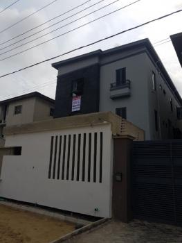 New and Well Built 4 Bedroom Luxury Terrace with a Maids Room, Lekki Phase 1, Lekki, Lagos, Terraced Duplex for Sale