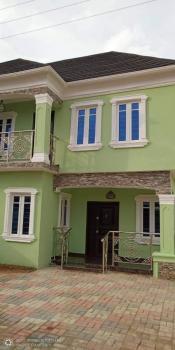 Semi Detach 4 Bedroom 2 Parlor Duplex, Run Serve Estate Idimu, Idimu, Lagos, Detached Duplex for Sale