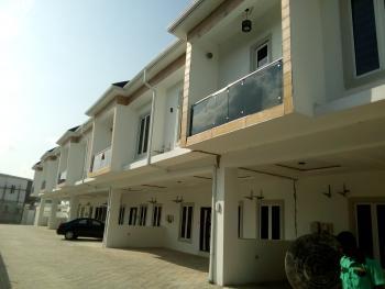 Brand New 4 Bedroom Terraced Duplex, Orchid Road, Lekki Phase 2, Lekki, Lagos, Terraced Duplex for Rent