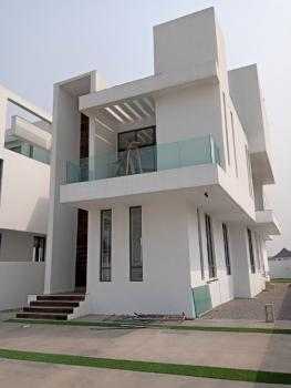 Newly Built and Well Finished 4 Bedroom Detached Duplex with a Room Bq, Fitted Kitchen, Swimming Pool,, Pinouck Beach Estate, Osapa, Lekki, Lagos, Detached Duplex for Rent