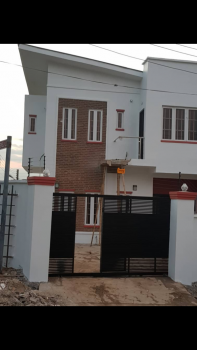 4bexroom Duolex with Bq for Sale at Magodo 1, Gra, Magodo, Lagos, Detached Duplex for Sale