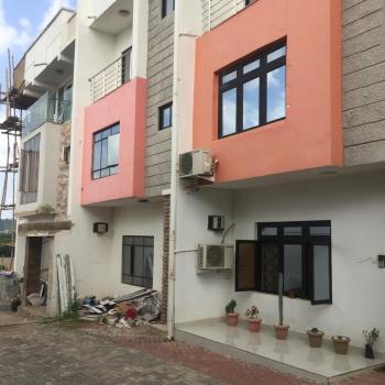Top-notch 5 Bedroom Terrace Duplex, Guzape, Guzape District, Abuja, Terraced Duplex for Rent