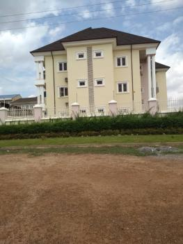 Solidly Built & Newly Improved 3 Bedrooms Serviced Apartment, By American International School, Area 1, Garki, Abuja, Flat for Rent
