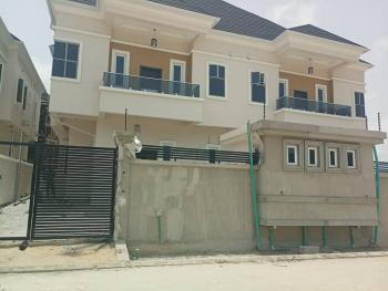 Luxury Finished 4 Bedroom Semi Detached Duplex with Bq in Eli Court Lekki. Pay and Pack in., Lekki Phase 2, Lekki, Lagos, Semi-detached Duplex for Sale