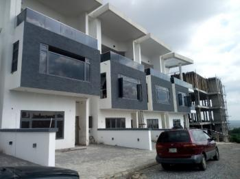 Brand New and Tastefully Finished 4 Bedroom Terraced House, Guzape District Abuja, Guzape District, Abuja, Terraced Duplex for Sale