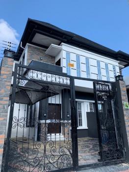 Perfectly Aesthetic 4 Bedroom Semi Detached Duplex with a Bq, Osapa, Lekki, Lagos, Semi-detached Duplex for Sale