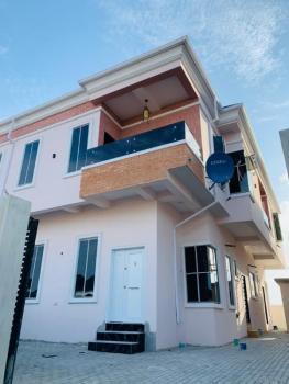 Brilliant 4 Bedroom Semi Detached Duplex with Bq, Chevy View Estate, Lekki, Lagos, Semi-detached Duplex for Sale