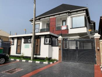 4 Bedroom Semi Detached House with Bq for Sale, Chevy View Estate, Lekki, Lagos, Semi-detached Duplex for Sale