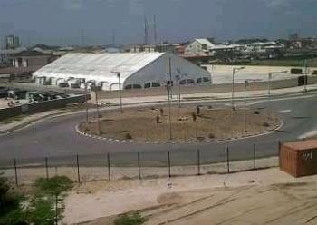 Directly Facing Expressway, Lekki Expressway, Lekki, Lagos, Commercial Land for Sale