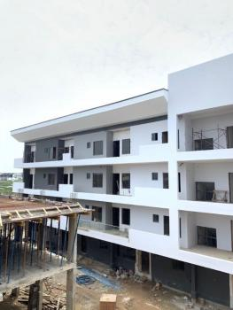 Chic 3 Bedroom Carcass Apartment in a Serviced Estate, Ikate Elegushi, Lekki, Lagos, Flat for Sale