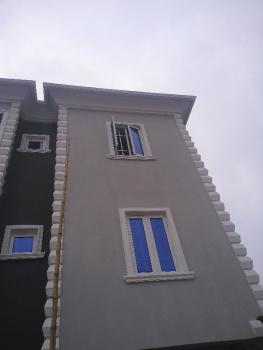 Newly Built 2 Bed a Partment, Off Morrocco Road, Fola Agoro, Yaba, Lagos, Flat for Rent