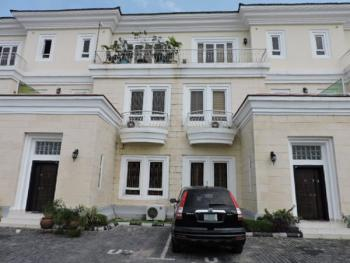 Well Finished 4 Bedrooms Luxury Terrace, Off Freedom Way, Lekki Phase 1, Lekki, Lagos, Terraced Duplex for Sale