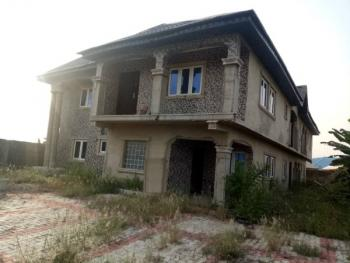 a Newly Built 4 Bedroom Detached Duplex Sitting on a Full Plot of Land, Igbogbo, Ikorodu, Lagos, Detached Duplex for Sale