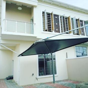 4 Bedroom Duplex with a Room Bq, Donatus Odum Street, Ikate Elegushi, Lekki, Lagos, Semi-detached Duplex for Rent