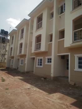 a Brand New 3 Bedroom Terrace Duplex, Wuye, Abuja, Terraced Duplex for Sale