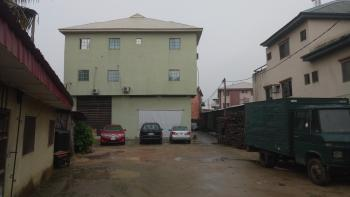 Lovely Spacious 3 Bedroom Flat ( Only 4 Tenants in Compound), in a Mini-estate By Onike-roundabout/iwaya Road., Onike, Yaba, Lagos, Flat for Rent