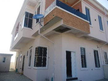 Tastefully Finished 4 Bedroom Semi Detached Duplex with Bq and Excellent Facilities, Chevy View Estate, Lekki, Lagos, Semi-detached Duplex for Sale
