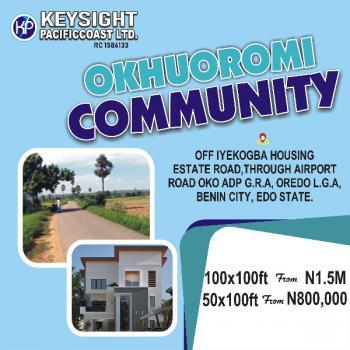 Plots of Land, 37 Forestry Road, Benin, Oredo, Edo, Mixed-use Land for Sale