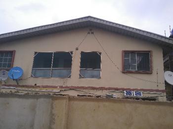 a Storey Building, Off St Finbarrs Road, Akoka, Yaba, Lagos, House for Sale