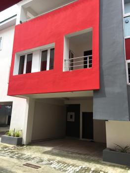 Brand New Serviced 4-bedroom Terrace House with Bq, Ikate Elegushi, Lekki, Lagos, Terraced Duplex for Sale