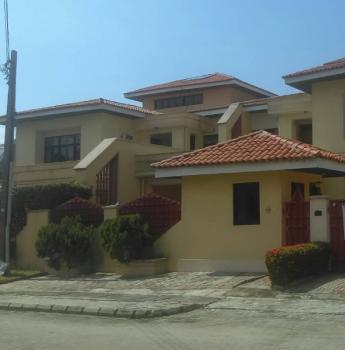 Spacious 5 Bedroom Terrace Duplex, Lekki Phase 1, Lekki, Lagos, Terraced Duplex for Rent