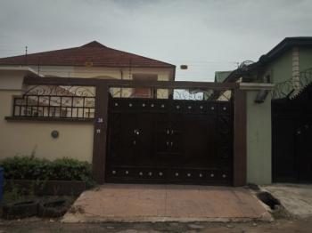 6 Bedroom Semi Detached, Maplewood Estate, Oko-oba, Agege, Lagos, Terraced Duplex for Sale