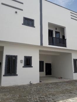Newly Built 4 Bedroom Duplex for Rent, Orchid Road, Lafiaji, Lekki, Lagos, Semi-detached Duplex for Rent