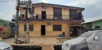 a Story Building Consisting 6 Rooms Up/down with Bq, Dopemu, Agege, Lagos, Block of Flats for Sale