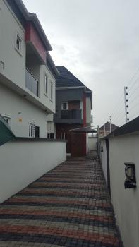 Luxury 4 Bedroom Duplex with, Bera Estate Off Cheveron Drive, Lekki, Lagos, Semi-detached Duplex for Sale