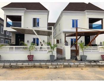 Superbly Finished 4 Bedroom Fully Detached House with a Very Spacious Master's Bedroom with a Room Bq ( Green Area ), Peace Garden Estate By Novare Mall Shoprite, Ajah, Lagos, Semi-detached Duplex for Sale