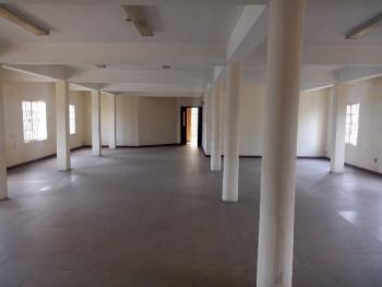 Open-planned Office Space, Alagomeji, Yaba, Lagos, Office Space for Rent