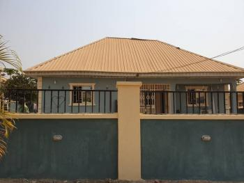 3 Bedroom Bungalow, By Cedacrest Hospital, Apo, Abuja, Semi-detached Bungalow for Rent