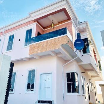 Brand New Luxurious 4 Bedroom Semi Detached Duplex, Chevron, Chevy View Estate, Lekki, Lagos, Semi-detached Duplex for Sale