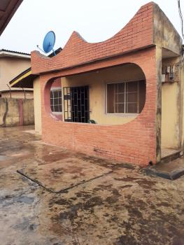 4 Bedroom Bungalow with a Mini Flat, Wale Adenuga Street, Ejigbo Lagos, Ejigbo, Lagos, Commercial Property for Rent