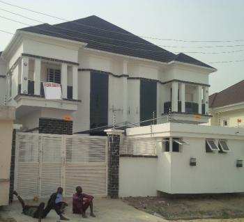 Tastefully Finished and Well Built Duplex with Bq, Ikota Villa Estate, Lekki, Lagos, Semi-detached Duplex for Sale